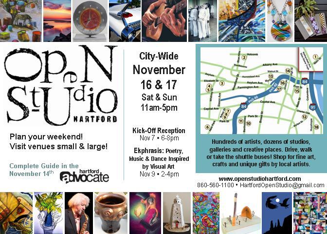 Open Studio Hartford