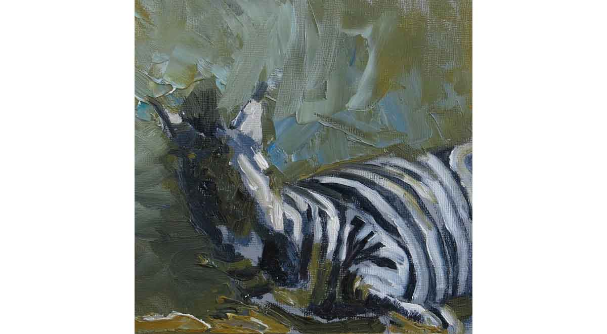 Zebra Head No.2